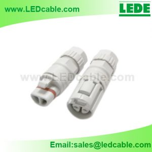 LWC-42: Mini Waterproof Cable Connector