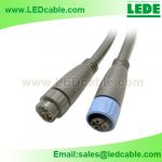 Q20: Quick Lock Wateprroof Connector Cable For LED Billboard