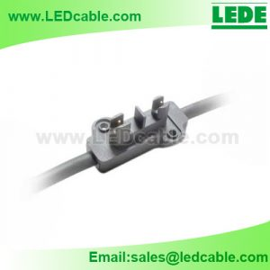 Customized T Connection For LED Grow Light
