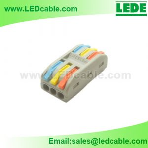 LTB-25: Color Coded Quick Wire Connector Terminal Blocks For LED Light