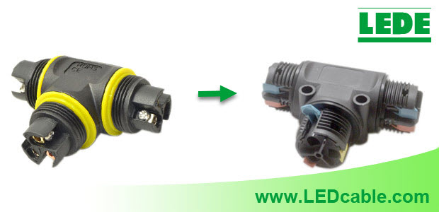 Waterproof Connector-Upgrade Version-2